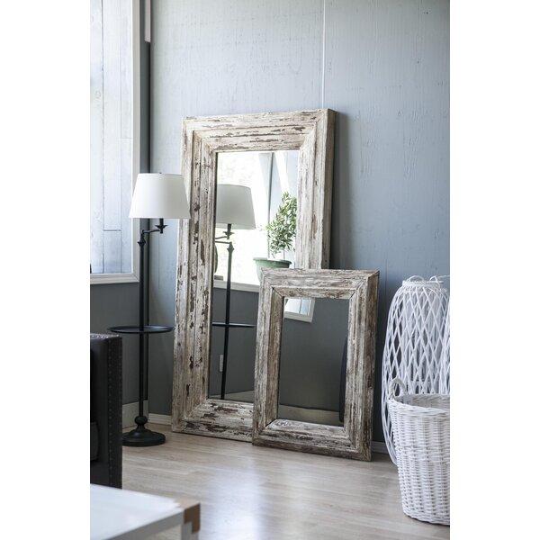 Rosecliff Heights Lucilla Floor Full Length Mirror Reviews Wayfair