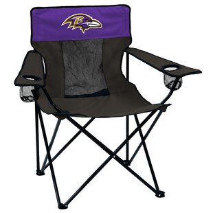 Logo Brands Elite Folding Camping Chair