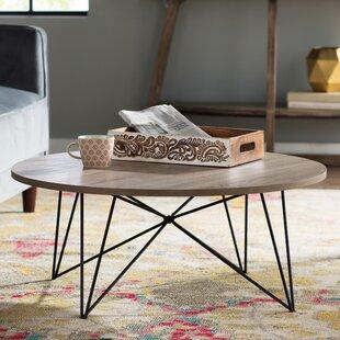 Lisandra Coffee Table by Mistana New Design