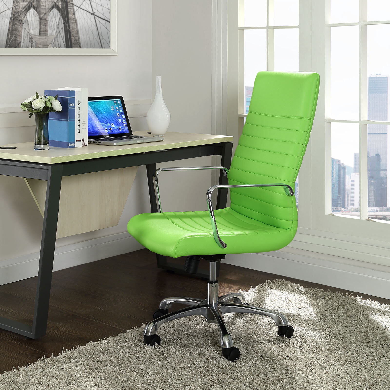 Picture of: Orren Ellis Soho House Conference Chair Reviews Wayfair