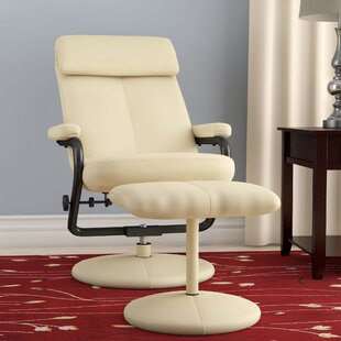 Great Price Corina Manual Swivel Recliner With Ottoman by Winston Porter Reviews (2019) & Buyer's Guide