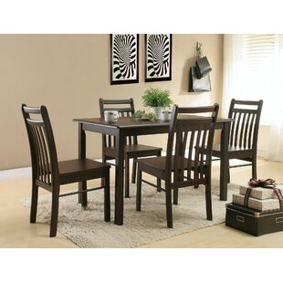 Paden 5 Pieces Pub Table Set