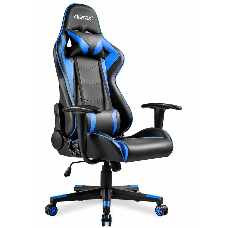 Merax Ergonomic Gaming Chair & Reviews