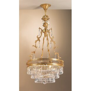 Classic Lighting Renaissance 4-Light Empire Chandelier