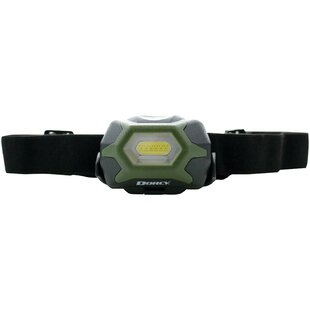 Dorcy 122-Lumen COB Headlamp