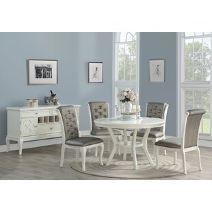 Branam 5 Piece Dining Set House of Hampton