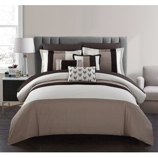 Hedges 10 Piece Comforter ..