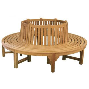 Teak Tree Bench by Jewels of Java