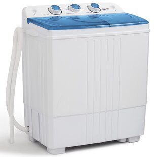 0.23 cu. ft. Portable Washer and Dryer Combo