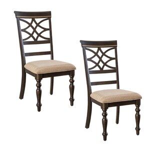 Entrekin Dining Chair (Set of 2) (Set of 2) Charlton Home