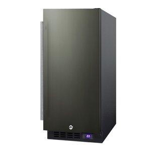 Basalt 14.75-inch 2.45 cu. ft. Undercounter Refrigeration with Freezer