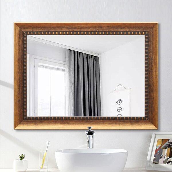 Gold Powder Room Mirror Wayfair