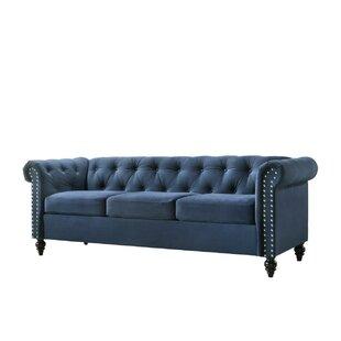 Alcott Hill Navin Chesterfield Sofa