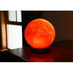 Shop For Cloey 5 Himalayan Table Lamp By World Menagerie