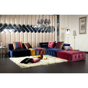 Aidy Modular Sectional by Bungalow Rose
