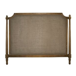 Isabelle Upholstered Panel Headboard by Noir