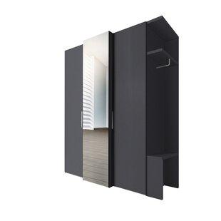 One 3 Door Wardrobe By Express Möbel