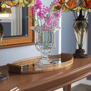 Crystal Urn Vase byAstoria Grand