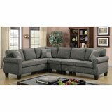 Hollifield Left Hand Facing Sectional by Red Barrel Studio®