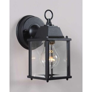 Price comparison 1-Light Outdoor Wall Lantern By Volume Lighting