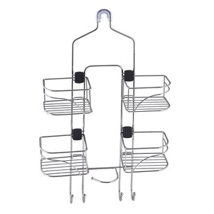 Broxton Expandable Shower Caddy by Rebrilliant