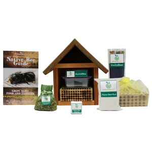 Chalet Kit with Bees