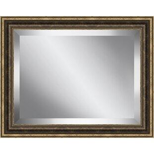 Ashton Wall Decor LLC Bead Plate Accent Mirror