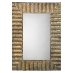 Bloomsbury Market San Castle Slatted Wall Mounted Accent Mirror