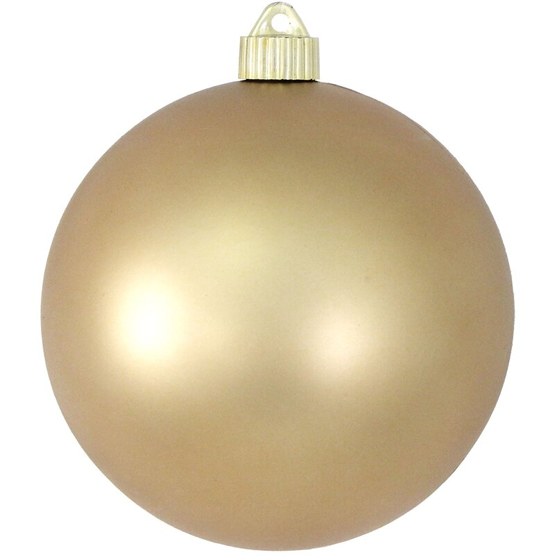 The Holiday Aisle Matte Ball Ornament