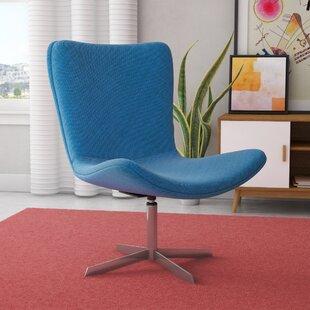 Wade Logan Arizmendi Swivel Lounge Chair