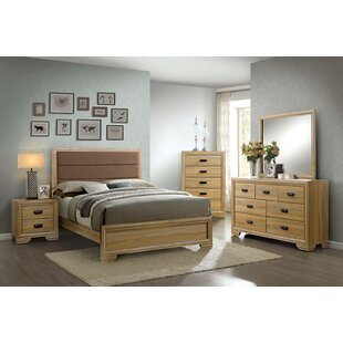 Barefield Panel Configurable Bedroom Set