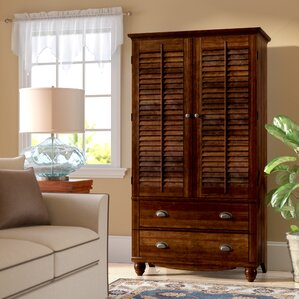 Crossreagh Armoire by Darby Home Co