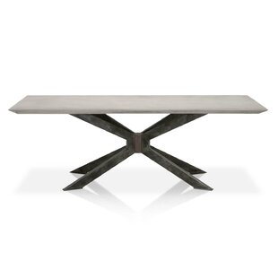 17 Stories Ajrisa Rectangle Dining Table