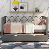 Eveleth Twin Daybed with Trundle by Longshore Tides
