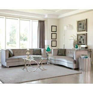Koeller 4 Piece Living Room Set