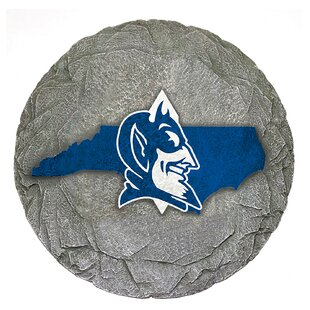 NCAA Resin State Map Stepping Stone by Seasons Designs