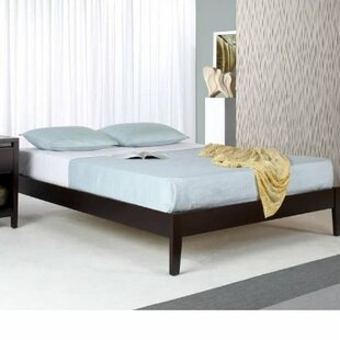 Rune Platform Bed by Mistana Great price