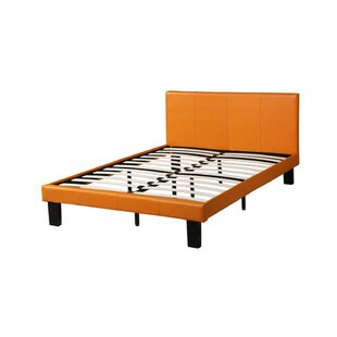Latitude Run Houp Upholstered Platform Bed