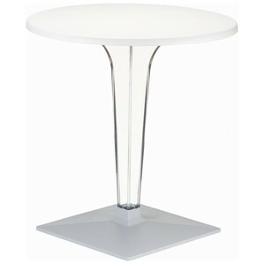Ice Werzalit Dining Table by Compamia