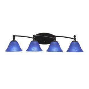 Winston Porter Skypark 4-Light Vanity Light
