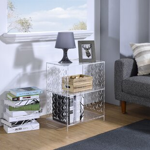 Honeycomb End Table by Fox Hill Trading