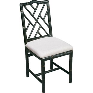 Potter Solid Wood Dining Chair (Set Of 2) by Sarreid Ltd 2019 Sale