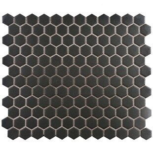 New York Hexagon Porcelain Mosaic Tile