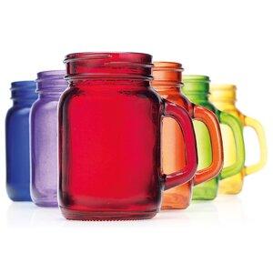 Ratzlaff Mason Jar Shooter Glass (Set of 6)