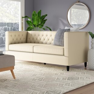 Great choice Greensboro Chesterfield Sofa by Zipcode Design Reviews (2019) & Buyer's Guide