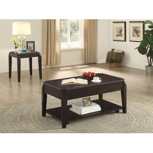 Red Barrel Studio Divisadero 2 Piece Coffee Table Set