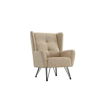 Mercury Row Upholstery Color Beige