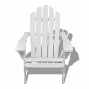 Truet Adirondack Chair By House Of Hampton