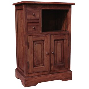 Johnny 2 Drawer Accent Cabinet by NES Furniture