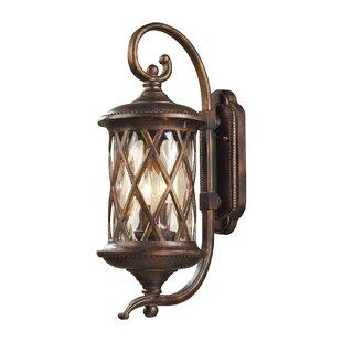 Whittington 2-Light Outdoor Wall Lantern